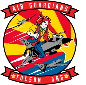 162 Air Guardians logo